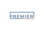 Premier Accounting Logo - Entry #30