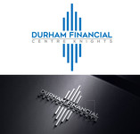 Durham Financial Centre Knights Logo - Entry #46