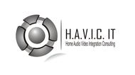 H.A.V.I.C.  IT   Logo - Entry #53