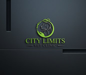 City Limits Vet Clinic Logo - Entry #56