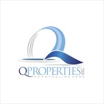 A log for Q Properties LLC. Logo - Entry #57