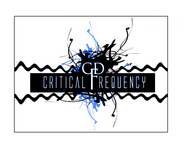 Critical Frequency Logo - Entry #34