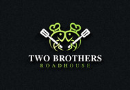 Two Brothers Roadhouse Logo - Entry #92