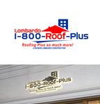 1-800-Roof-Plus Logo - Entry #56