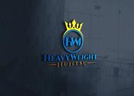 Heavyweight Jiujitsu Logo - Entry #149