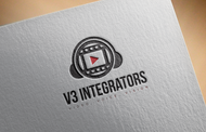 V3 Integrators Logo - Entry #242