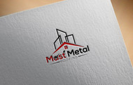 Mast Metal Roofing Logo - Entry #215