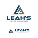 Leah's auto & nail lounge Logo - Entry #166