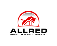ALLRED WEALTH MANAGEMENT Logo - Entry #472