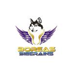 Siberian Husky Logo - Entry #114