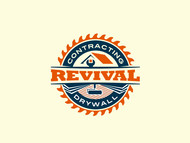 Revival contracting and drywall Logo - Entry #57