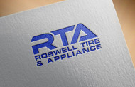 Roswell Tire & Appliance Logo - Entry #7