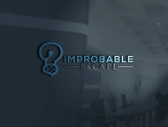 Improbable Escape Logo - Entry #143