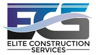 Elite Construction Services or ECS Logo - Entry #317