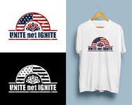 Unite not Ignite Logo - Entry #226