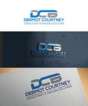 Dermot Courtney Behavioural Consultancy & Training Solutions Logo - Entry #40