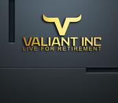 Valiant Inc. Logo - Entry #260