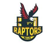 Raptors Wild Logo - Entry #208