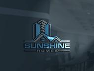 Sunshine Homes Logo - Entry #552