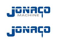 Jonaco or Jonaco Machine Logo - Entry #126