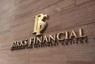 Birks Financial Logo - Entry #148