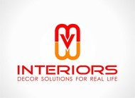 MvW Interiors Logo - Entry #74