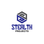 Stealth Projects Logo - Entry #376
