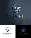 Valiant Inc. Logo - Entry #195
