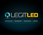 Legit LED or Legit Lighting Logo - Entry #266