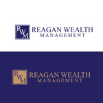 Reagan Wealth Management Logo - Entry #710
