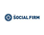 The Social Firm Logo - Entry #5