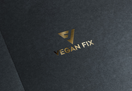 Vegan Fix Logo - Entry #304