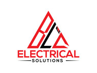 BLC Electrical Solutions Logo - Entry #131