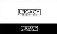 LEGACY RENOVATIONS Logo - Entry #39