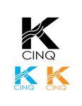 K-CINQ  Logo - Entry #140