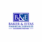 Baker & Eitas Financial Services Logo - Entry #232