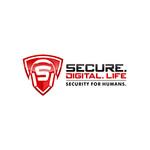 Secure. Digital. Life Logo - Entry #51