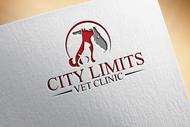 City Limits Vet Clinic Logo - Entry #53