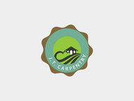 J.T. Carpentry Logo - Entry #26