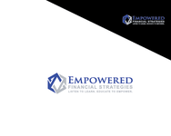 Empowered Financial Strategies Logo - Entry #103