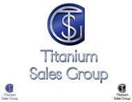 Titanium Sales Group Logo - Entry #103