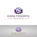 Kara Fendryk Makeup Artistry Logo - Entry #102