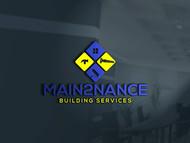 MAIN2NANCE BUILDING SERVICES Logo - Entry #138