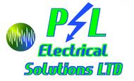 P L Electrical solutions Ltd Logo - Entry #64