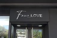 Four love Logo - Entry #290
