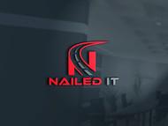 Nailed It Logo - Entry #110