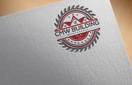 CMW Building Maintenance Logo - Entry #435