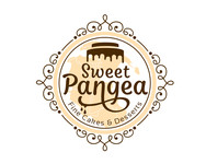 Sweet Pangea Logo - Entry #13