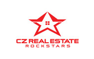 CZ Real Estate Rockstars Logo - Entry #70