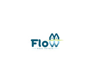 Flow Real Estate Logo - Entry #89